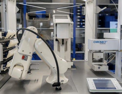 A milestone in laboratory automation