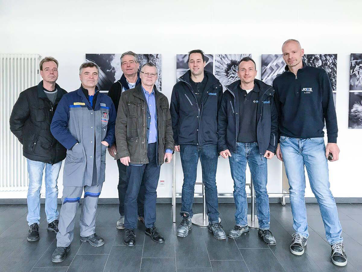 Kooperation DE-NL, grenzenlose Ausbildung bei JÜKE